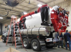Hydrovac services