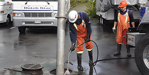 Storm Drain Cleaning vancouver surrey langley