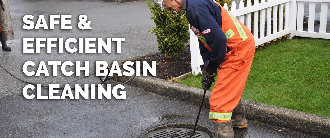 Storm Drain & Catch Basin Cleaning