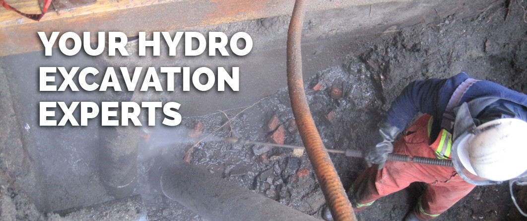 Hydro Excavation